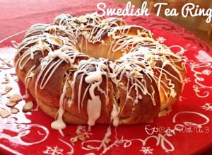 Swedish Tea Ring
