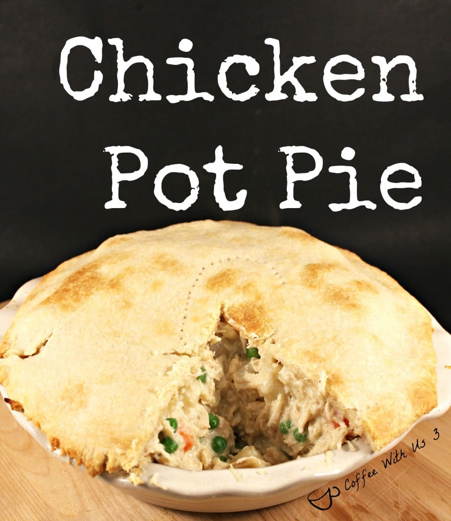 Chicken Pot Pie new