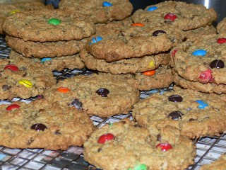 31 Cookie Recipes – Monster Cookies