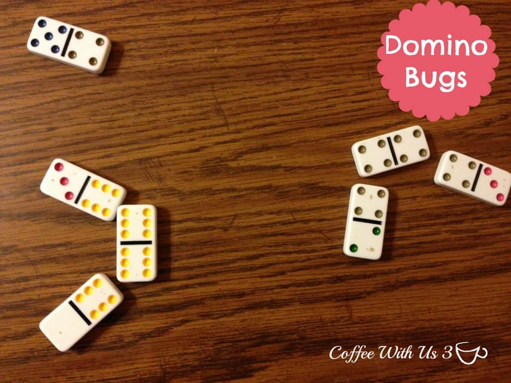 ways to make math fun for kids, domino game