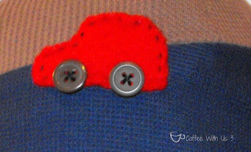 fleece car