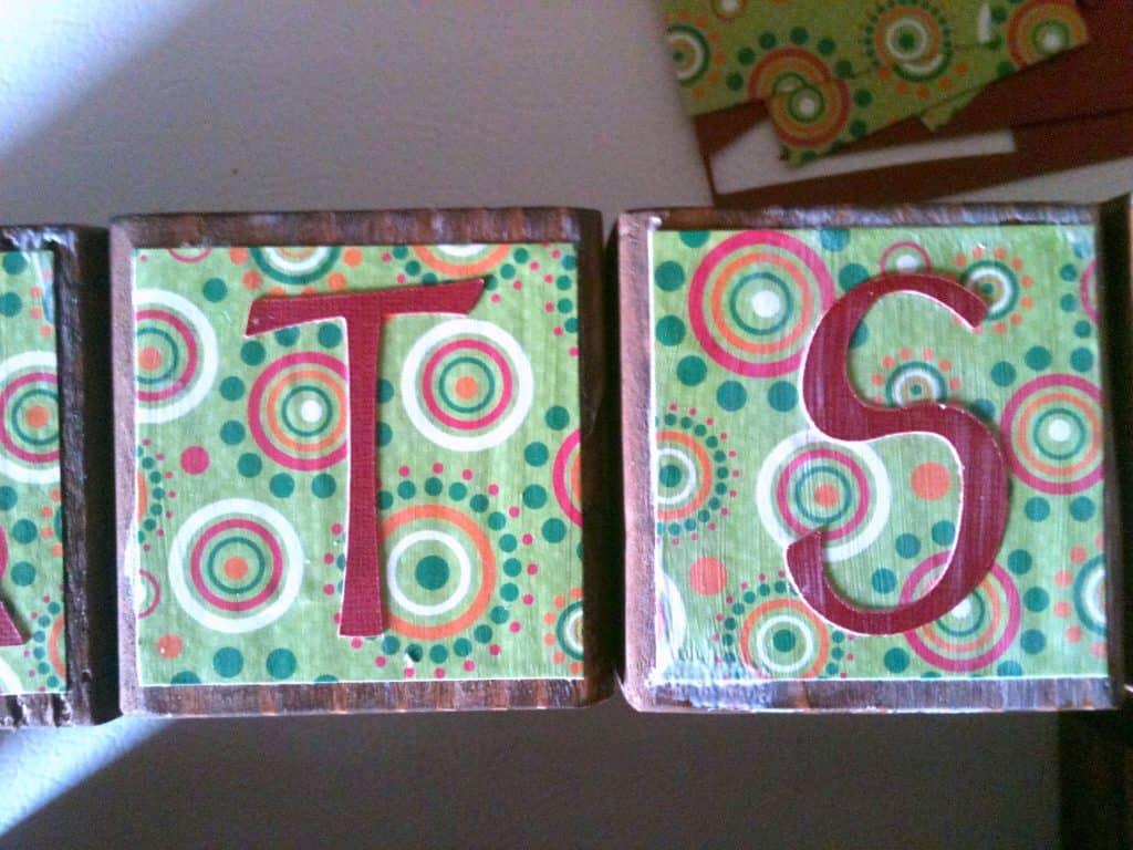 block-letters