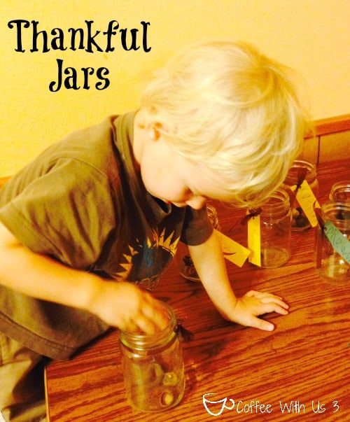 Counting our blessings one by one with Acorns as we get ready for Thanksgiving.