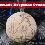 Homemade Keepsake Ornaments
