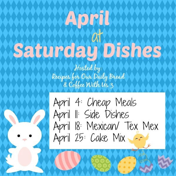 Saturday-Dishes-April