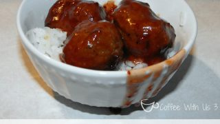 Secret Ingredient BBQ Meatballs