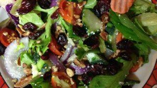 Craisins Green Salad