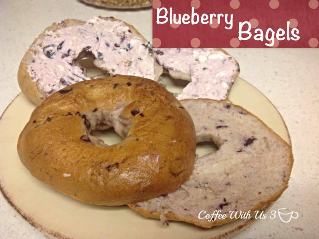 Blueberry Bagels