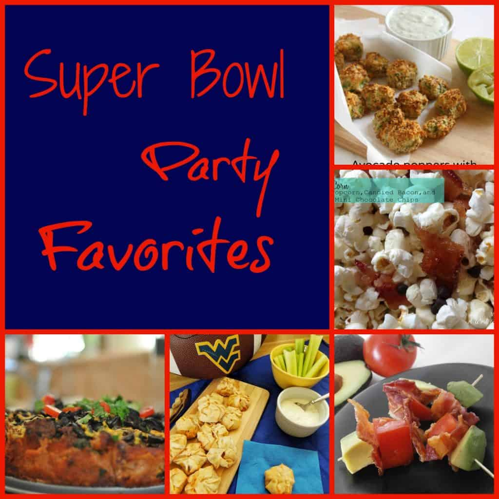 65 Super Bowl Recipes!!