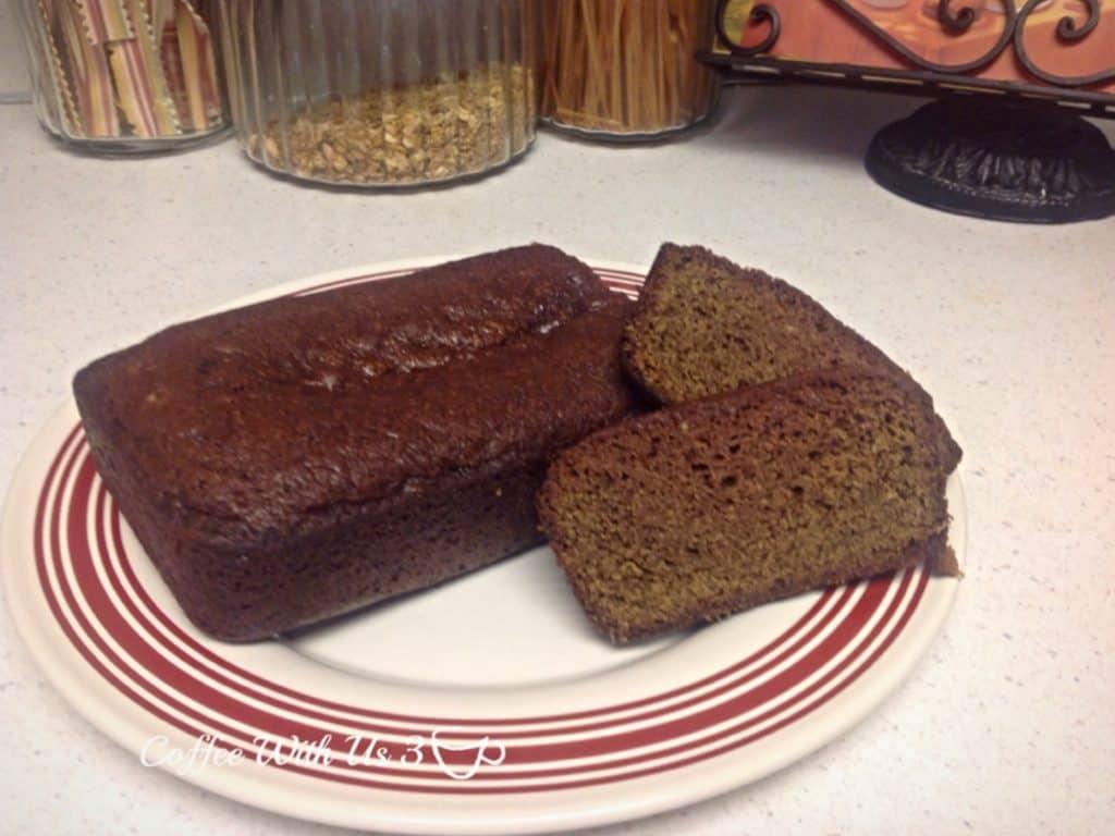 Chocolate Amish Bread