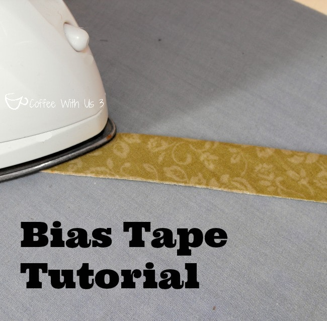 Bias Tape Tutorial- Who knew it was so cheap and easy to make your own?