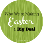 Easter a Big Deal