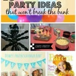 15 DIY Kids Party Ideas