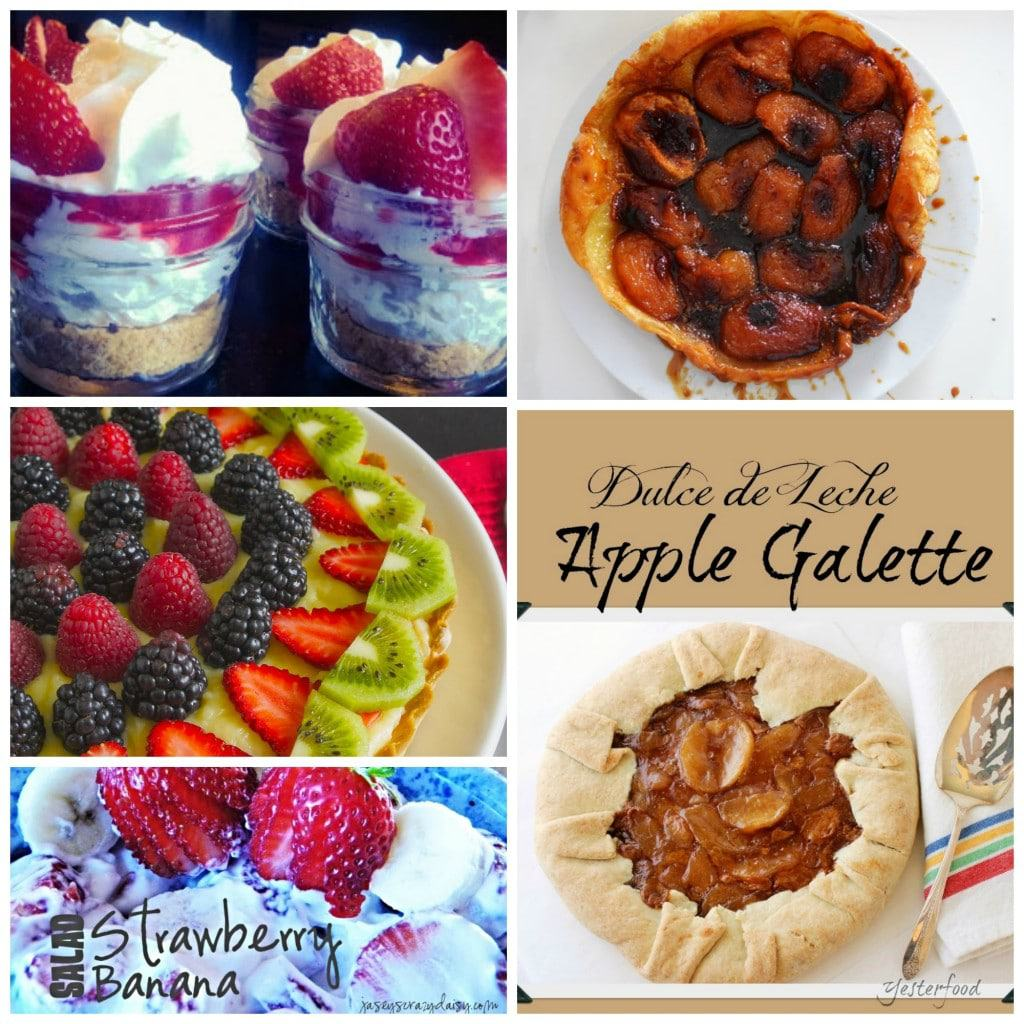 Brunch Recipes Fruit Goodies