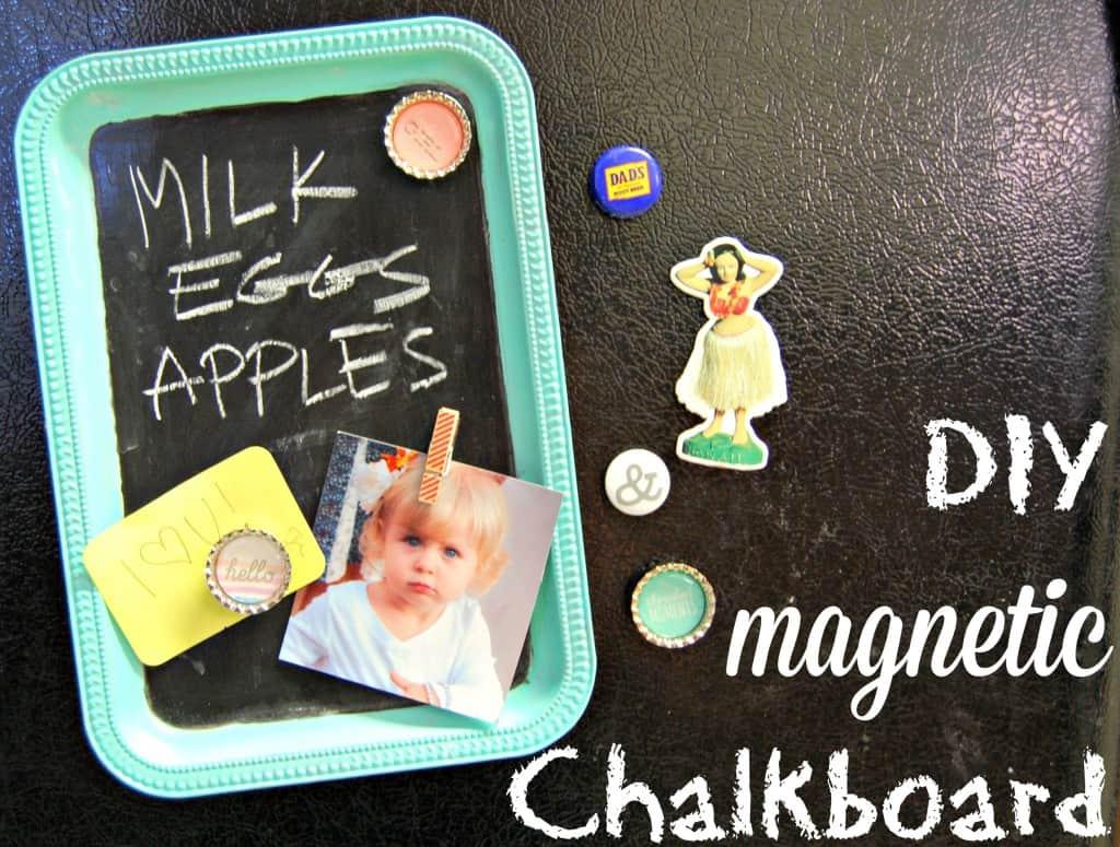 DIY-Magnetic-Chalkboard