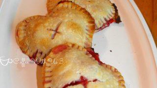 Strawberries and Cream Hand Pies