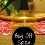 Bug off Spray