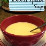 Summer Squash Soup