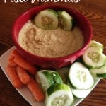 Pesto Hummus – September Goal