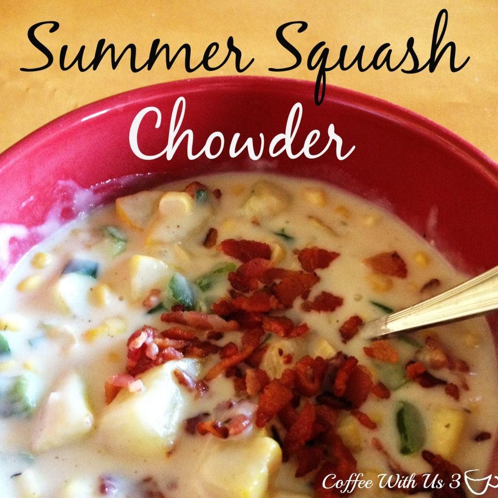 Summer Squash chowder thumbnail