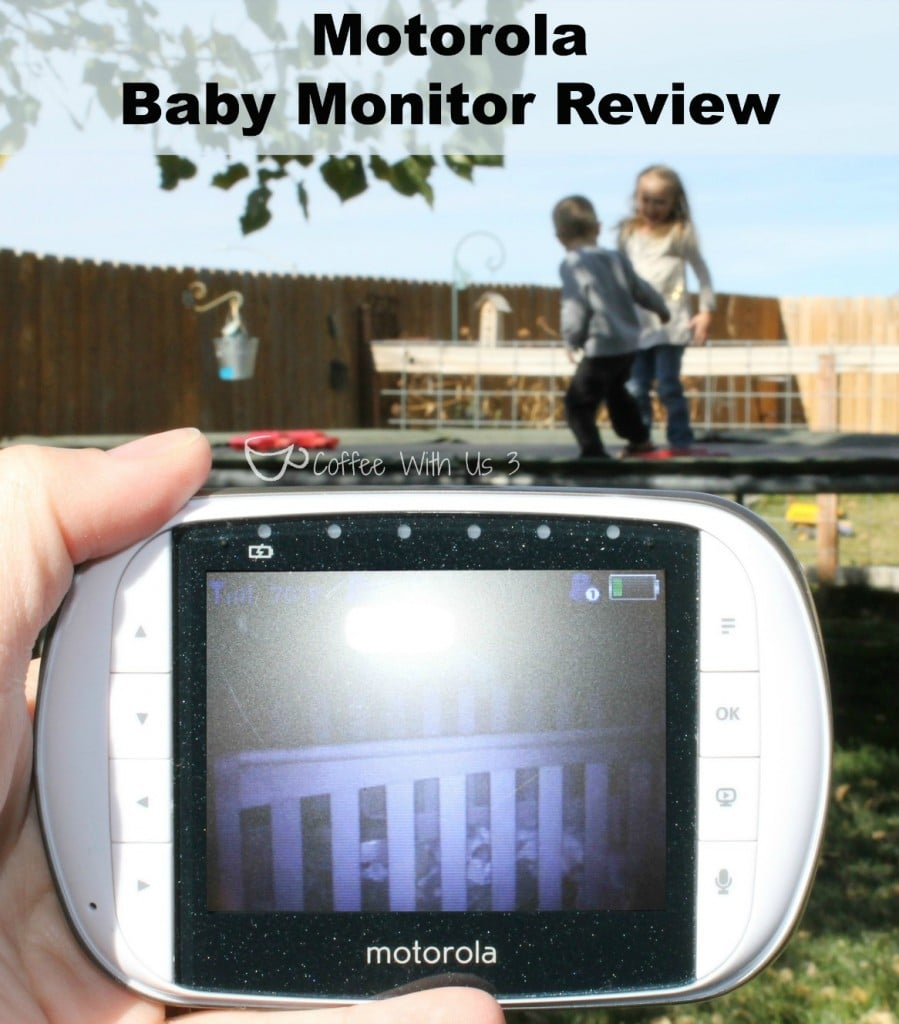 Motorola Baby Monitor Outside1
