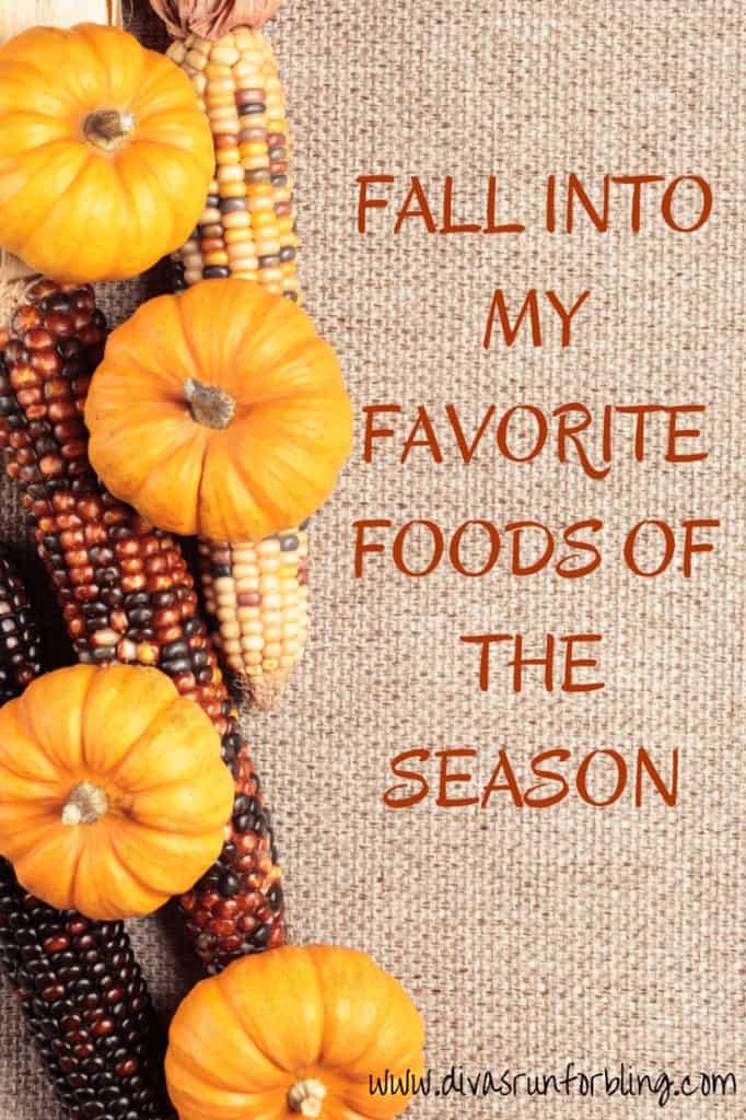 5 favorite fall foods