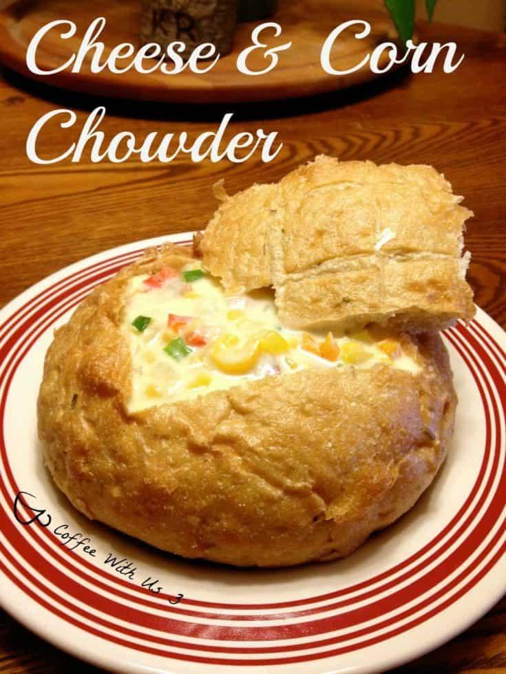 Cheese & Corn Chowder