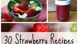 30 Strawberry Recipes