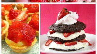 50 Spectacular Strawberry Dessert Recipes