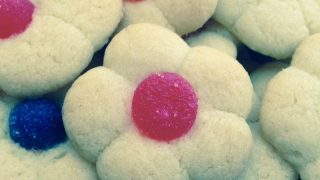 Gumdrop Flower Cookies