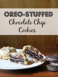 Oreo-stuffed Chocolate chip Cookies2
