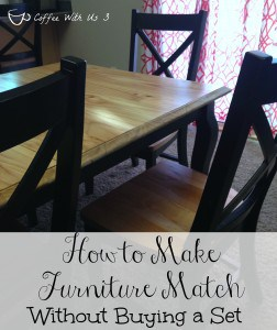 Furniture Match
