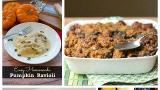 Pumpkin Recipes Non-Dessert