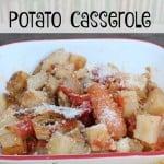 Italian Turkey & Potato Casserole