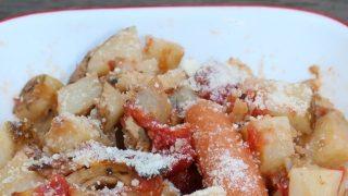 Italian Turkey Potato Casserole