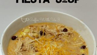 Creamy Chicken Fiesta Soup