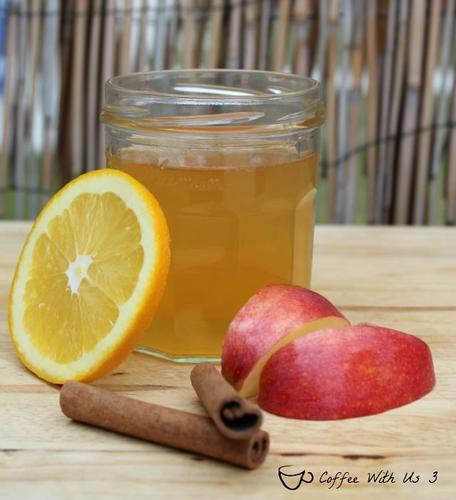 Spiced Apple Cider is a perfect warm beverage for the Christmas season or the chill of winter.  Also with a slow cooker variation and canning directions.