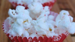 Candy Cane Popcorn