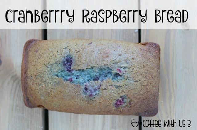 Cranberry Raspberry Bread