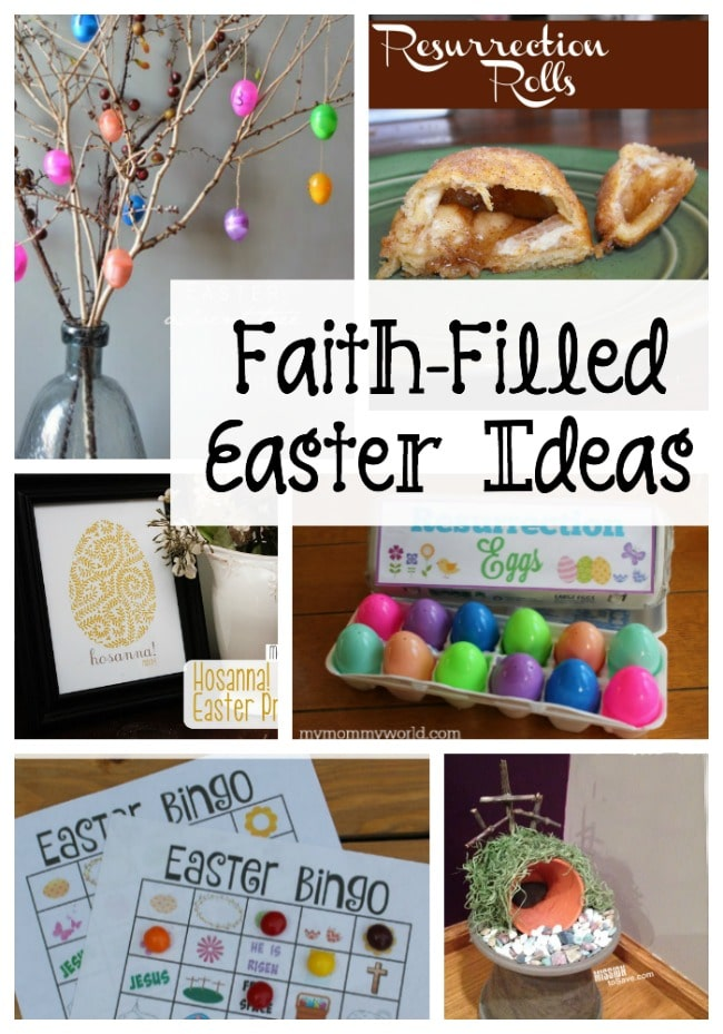 Faith-filled Easter Ideas | Coffee With Us 3