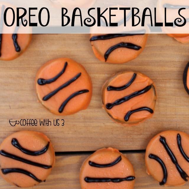 OREO Basketballs