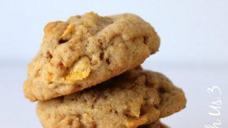 Breakfast Cereal Cookies
