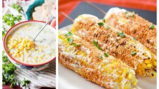 30 Amazing Corn Recipes