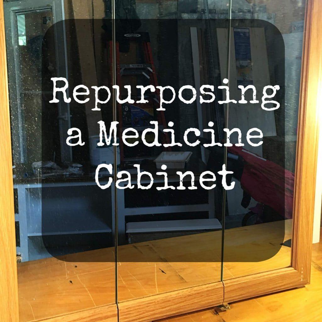 Repurposing A Medicine Cabinet Coffee With Us 3