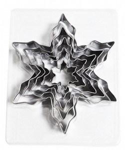 Snowflake Cookie Cutters