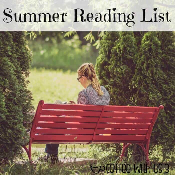 Summer Reading List | Are you looking for some great books to read this summer that are clean & well written. Check out our top choices of what we want to read this summer. Click the link & share what you'll be reading this summer too!