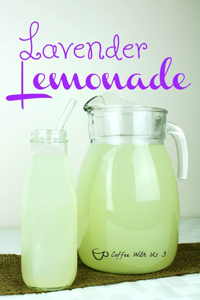 Lavender Lemonade is a refreshing twist on lemonade. It has just a hint of lavender and gives you a spa like drink.