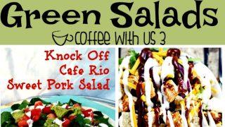 25 Green Salad Recipes for Summer