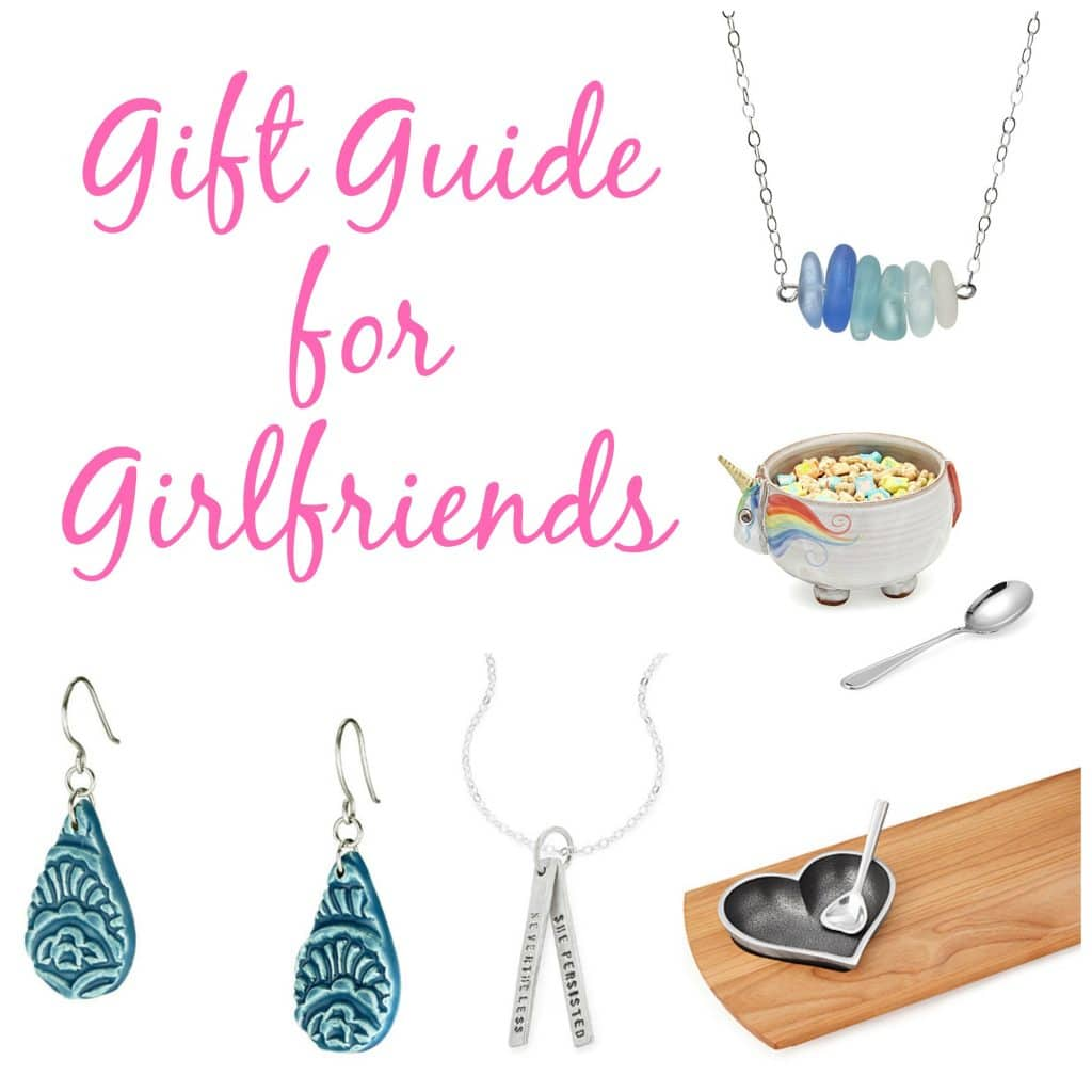 Gift Guide for Girlfriends