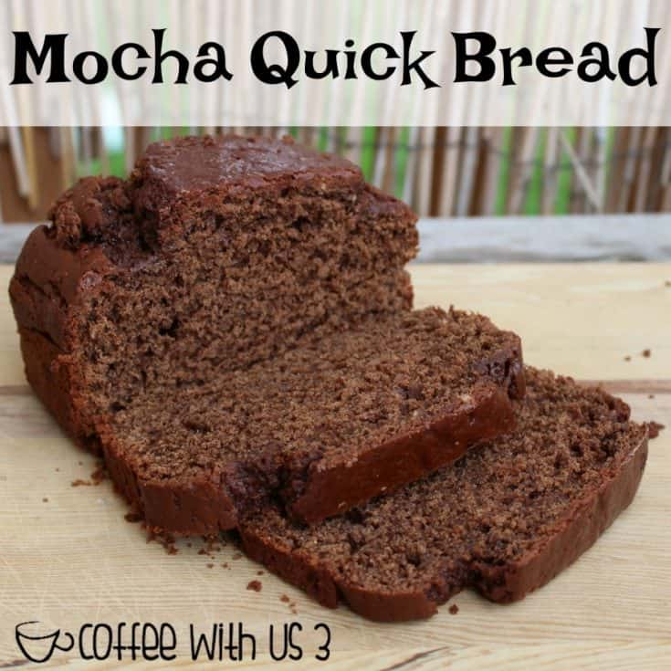 Mocha Quick Bread
